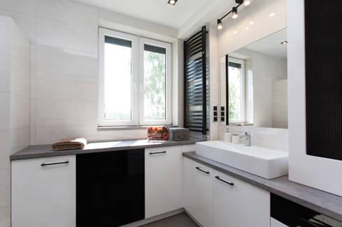 Łazienka: styl , w kategorii  zaprojektowany przez in2home