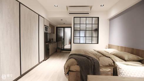 永和新時代:   by 樂宅設計|系統傢俱