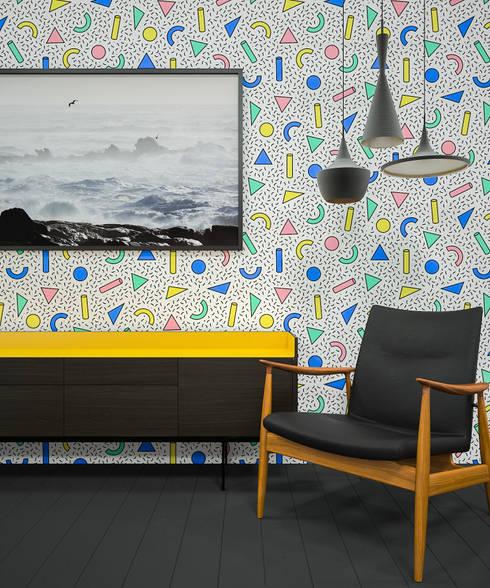 Living room تنفيذ Pixers