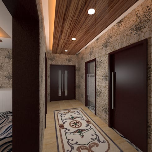 Orchid VUE Suites :  Hotels by Gurooji Design
