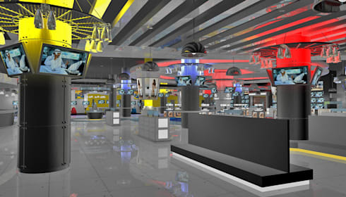 Pluginns Store:  Commercial Spaces by Gurooji Design