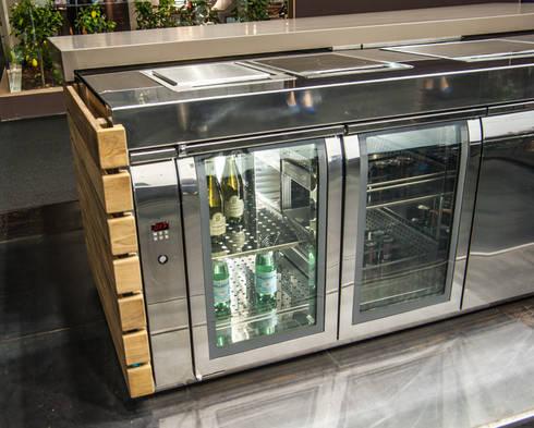 Cucina da esterno perpetua di laboratorio mattoni homify - Cucina da esterno ...