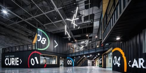 DESIGN WORK: KBTG - Innovation Campus:   by pbm