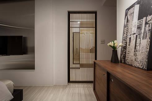 傳承:  臥室 by Heng Yueh 恆岳設計