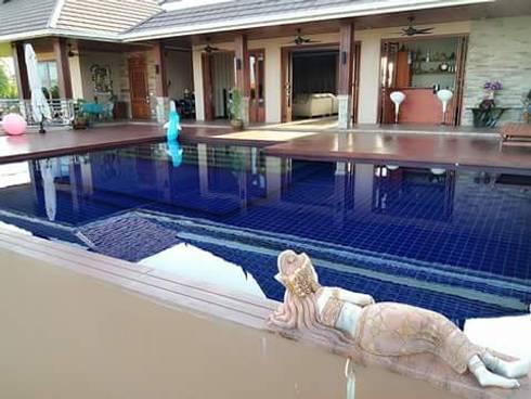 thai modern:   by FULL HOUSE Design