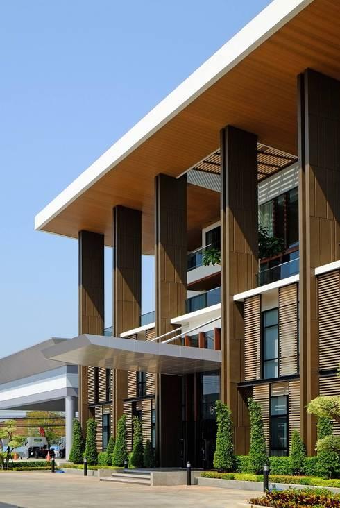 HINO MAHACHAI:   by OPENSPACE DESIGN Co., Ltd.