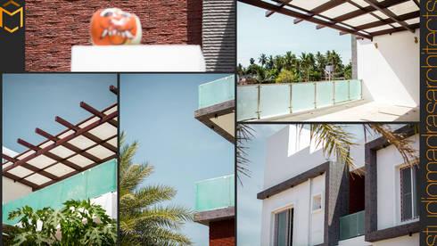 Elements: minimalistic Houses by Studio Madras Architects