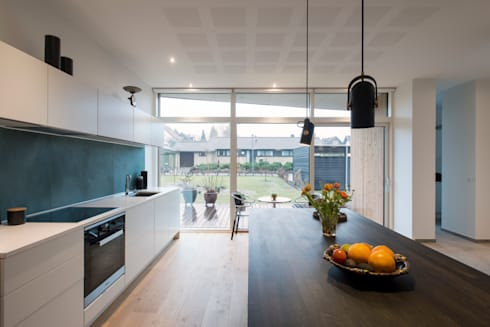 scandinavian Kitchen by C.F. Møller Architects