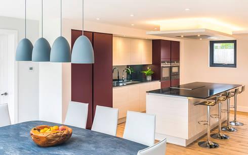 Kitchen: modern Kitchen by James Rowland Photography