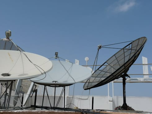 High Quality and Durable Satellite Dishes:   by Centurion DStv Installation
