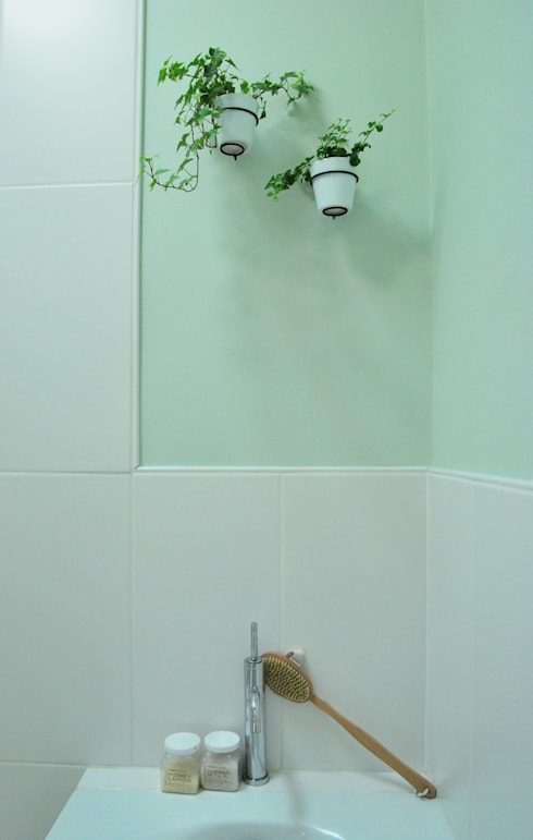 Badkamer:  Badkamer door Atelier Perspective Interieurarchitectuur