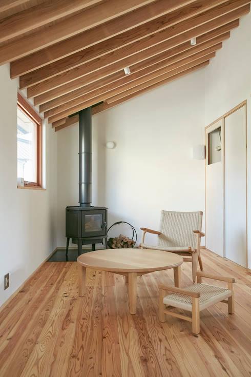 でんホーム鳥飼モデルハウス: でんホーム株式会社が手掛けた子供部屋です。
