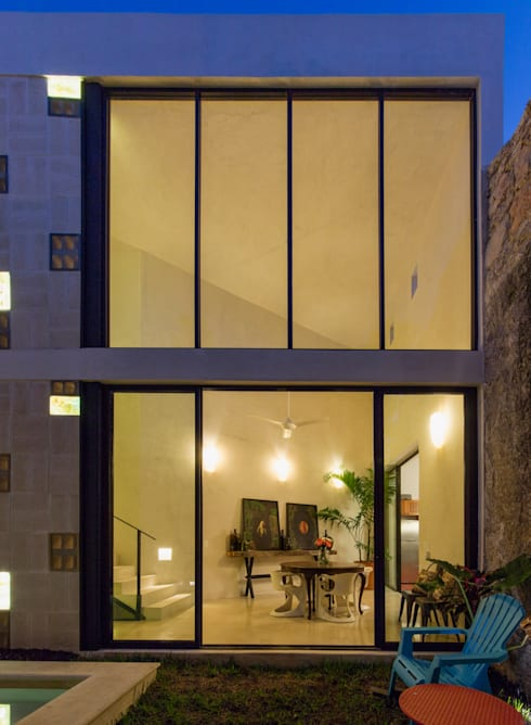 Windows & doors  by Taller Estilo Arquitectura