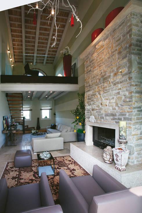 Country home di daniele franzoni interior designer - Architetto d interni ...