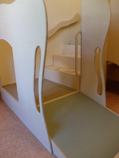 Kindergarten Einrichtung:  Schulen von Möbelwerkstatt Cadot