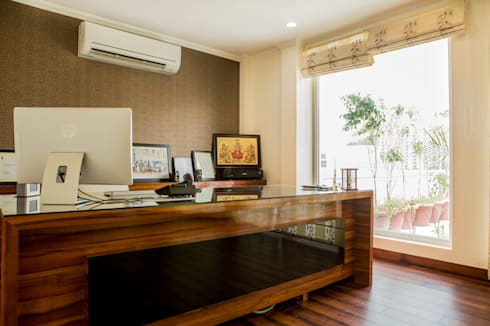 Office Design:  Commercial Spaces by Prodigy Designs