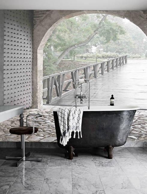 Baños de estilo  por Creativespace