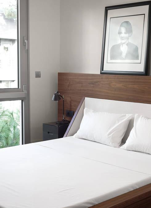 SOTO – ERENKOY RESIDENCE:  tarz Yatak Odası