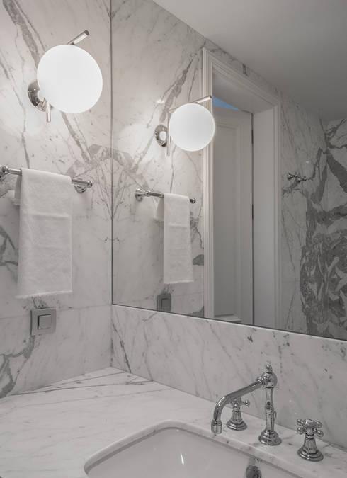 SOTO – ERENKOY RESIDENCE:  tarz Banyo