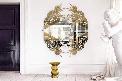 modern Dressing room by Malabar