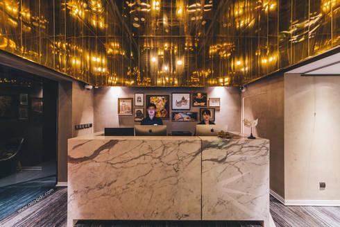 飯店 by Taipei Base Design Center