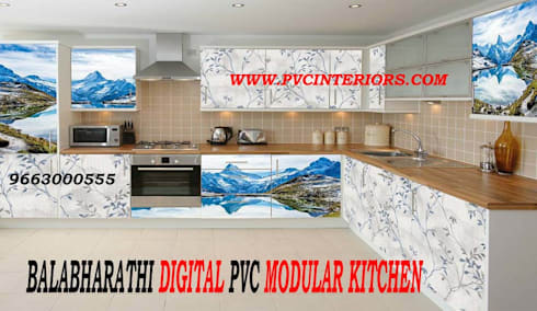 BALABHARATHI Digital PVC Interior Design