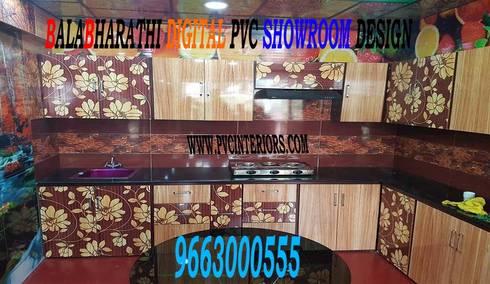 digital modular kitchen bangalore, modular kitchen furniture-9663000555:  Interior landscaping by balabharathi pvc interior design