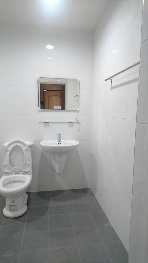 約40年廁所改造後:   by 澄嶧空間設計