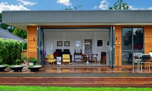 Tambo 3 Bedroom Modular Home:   by Anchor Homes