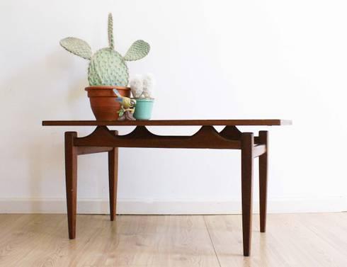 Salontafel Scandinavisch Design : Toffe vintage meubels en retro design Автор u flat sheep homify