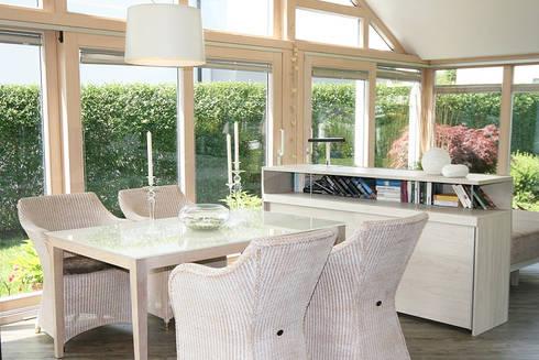winterg rten wohnen mit der natur von horst steiner innenarchitektur homify. Black Bedroom Furniture Sets. Home Design Ideas