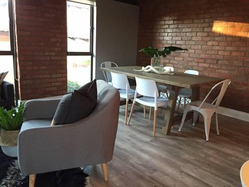 3: modern Dining room by Duvenci Interiors