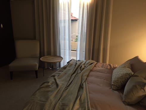3: modern Bedroom by Duvenci Interiors