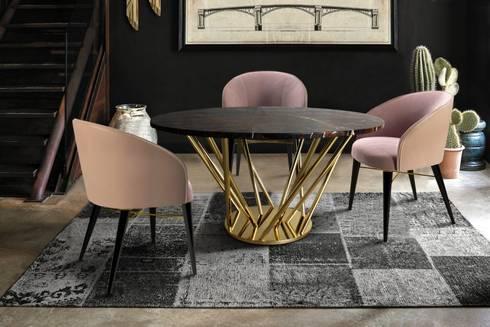 modern Dining room by Malabar