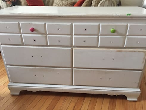 Customized Furniture Overlays - FAST LAYERS™ - BEFORE:   by Moonwallstickers.com
