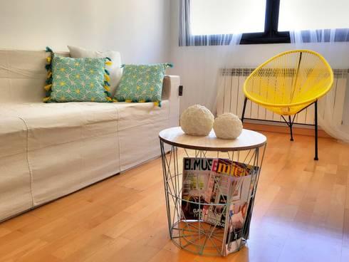 Home staging para piso de venta en tudela navarra por - Alquiler pisos en tudela navarra ...