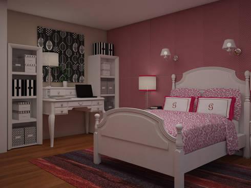 Decoracion y fabricacion de mobiliario sobre dise o de for Muebles juveniles la plata