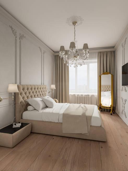 Pi di 20 progetti per una camera da letto matrimoniale da invidia - Camera matrimoniale romantica ...