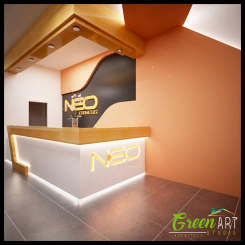 Neo Fitness Pekanbaru:   by GreenArt Studio