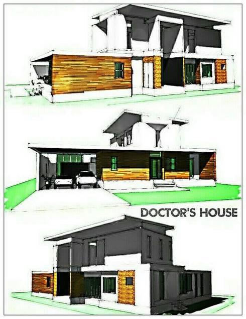 Dortor's House:   by iamarchitex