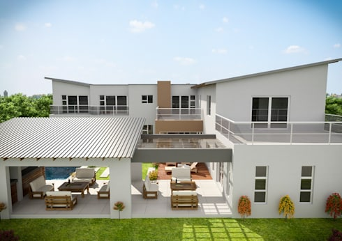 Major additions and alterations Johannesburg:  Patios by Clearviz Designs