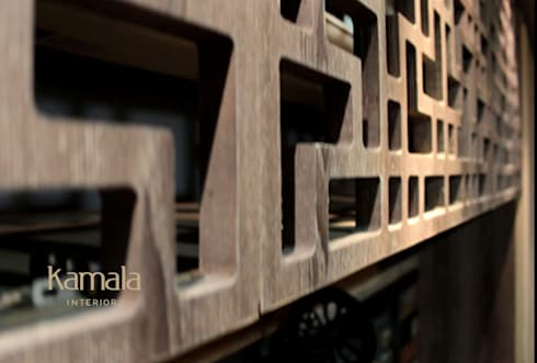Details:  Walls & flooring by Kamala Interior