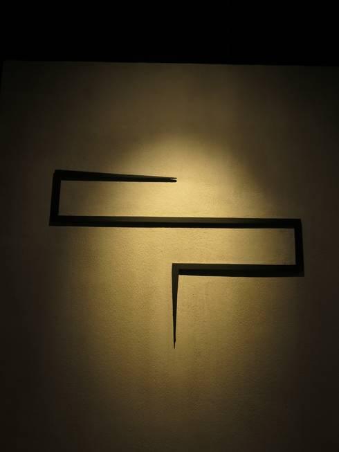 Lighting Design - logo:  Kantor & toko by FerryGunawanDesigns