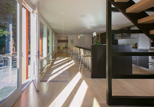 Spring Valley Residence: modern Kitchen by FORMA Design Inc.