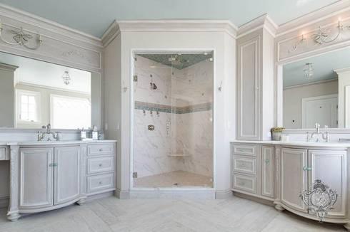 Bathroom: classic Bathroom by Kellie Burke Interiors