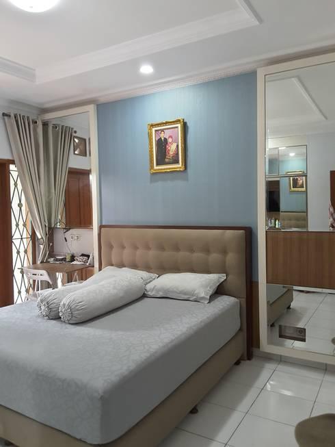 Phòng ngủ by Vaastu Arsitektur Studio