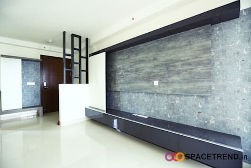 TV Unit: minimalistic Living room by Space Trend