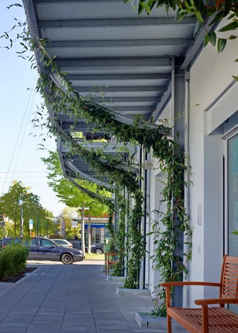 modern Houses by Frey Gruppe