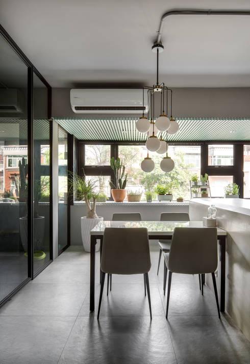 Ruang Makan by 磨設計