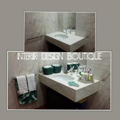 Wc Decor By Ana Leite Interior Design Studio Homify